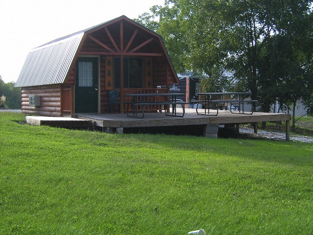Log Cabin Rental 1